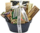 Sincere Sympathy and Condolences Gourmet Gift Basket | Bereavement...