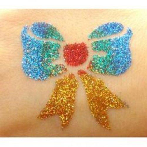 Glitter Tattoo Kits (Spooky) by Glimmer Body Art (Image #5)