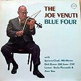 JOE VENUTI BLUE FOUR vinyl record