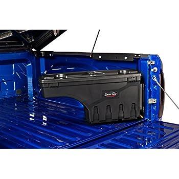 UnderCover SC100D SwingCase Truck Storage Box 2007-2017 Silverado/Sierra 1500-3500 Drivers Side Black