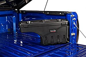 UnderCover SC400D SwingCase Truck Storage Box 2007-2017 Tundra Drivers Side Black