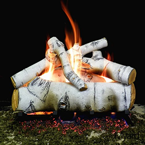 myard-deluxe-18-inches-sierra-birch-fire-gas-logs-logs-only-for-natural-gas-liquid-propane-vented-fi