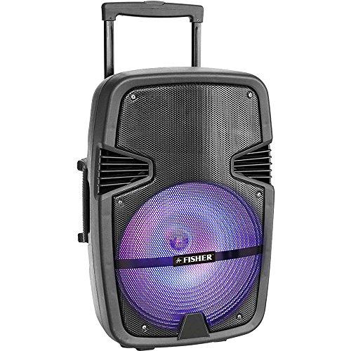 reless Portable Speaker (Fisher Speaker)