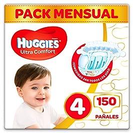 Huggies Pañales Talla 4