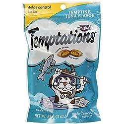 Temptations Classic Cat Treats - Tempting Tuna - 3 oz