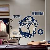 College Teams NCAA Logo Wall Decal NCAA Team: Georgetown