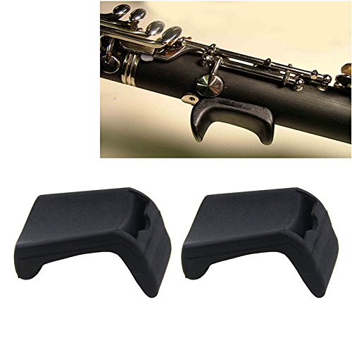 Adjustable Oboe Clarinet For 14.5~17.5mm Diameter Thumb Thumb Finger Rest Ergonomic Clarinet Oboe Accessories New (opening thin) New Oboe