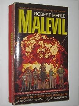 Malevil by Robert Merle (1975-01-01)
