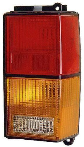 Depo 333-1903R-US Jeep Cherokee Passenger Side Replacement Taillight Unit without Bulb ()