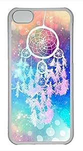 iPhone 5c case, Cute Dream Dreamcatcher iPhone 5c Cover, iPhone 5c Cases, Hard Clear iPhone 5c Covers