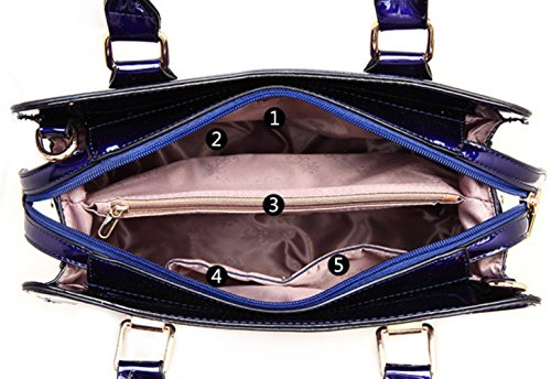 De Main Sacs 10 Carré Sac à Petit Sac WineRed Paillettes 32 Perkin Bandoulière Soirée 24cm à Sacs HAOXIAOZI Mode wvTqXXd