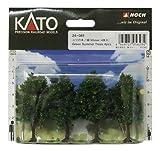 KATO(カトー) KATO(カトー)・NOCH(ノッホ) ユリの木/緑 (65mm) (4本入)