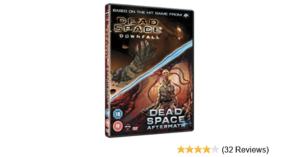 Amazon Com Dead Space Movie Double Pack Dvd Movies Tv