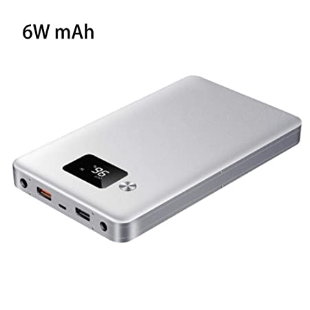 60000Ah Power Bank Batería Externa portátil de Gran Capacidad para ...