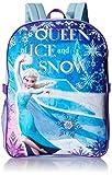 Disney Girl's Frozen Elsa Backpack with Lunch Kit