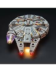 LIGHTAILING Licht-Set Für (Star Wars Millennium Falcon) Modell - LED Licht-Set Kompatibel Mit Lego 75105(Modell Nicht Enthalten)