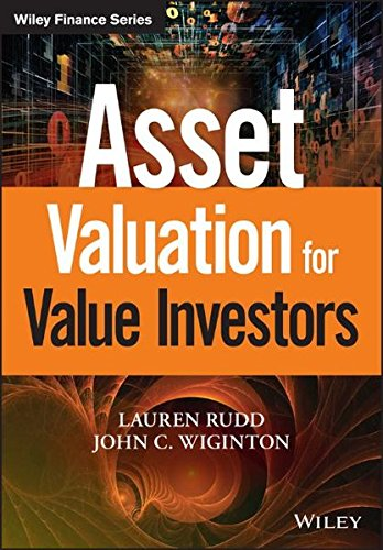 Asset Valuation for Value Investors (Wiley Finance)