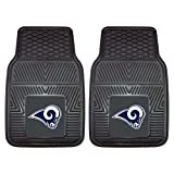 St. Louis Rams NFL Heavy Duty 2-Piece Vinyl Car Mats