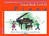 Best Piano Music Books - Alfred's Basic Piano Library Lesson Book, Bk 1A Review