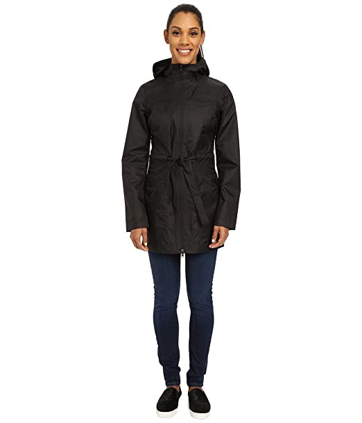 117db59c7 THE NORTH FACE Women's Teralinda Trench, TNF Black MD: Amazon.ca ...