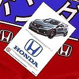 Honda Auto Racing Kanji T Shirt & Stickers