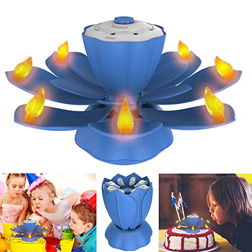 Amazing Romantic Musical Birthday Candle
