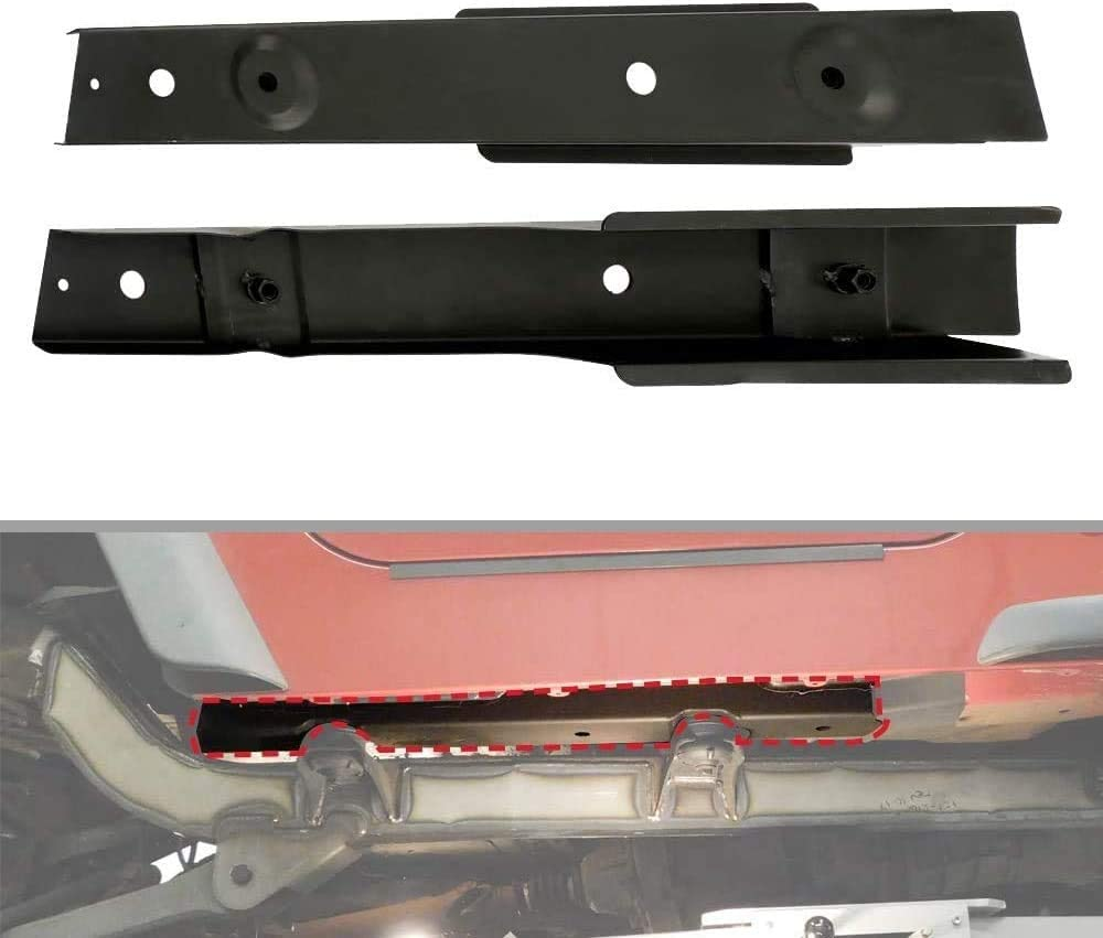 ELITEWILL 2Pcs TJ Full Length Floor Support//Torque Box Body Mount Rust Frame Repair Replacement Fit for 1997-2006 Jeep Wrangler TJ