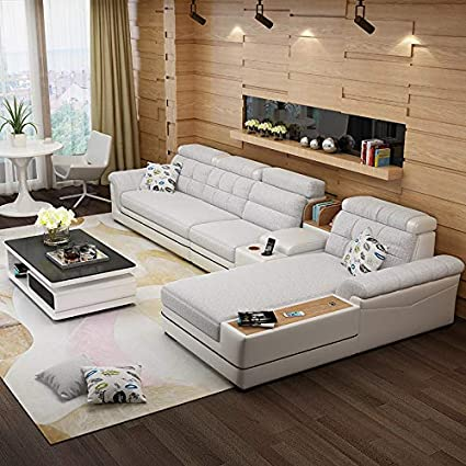 Phenomenal Wsn Fabric Sofa Classic Living Room Fabric Sofa L Shaped Ibusinesslaw Wood Chair Design Ideas Ibusinesslaworg
