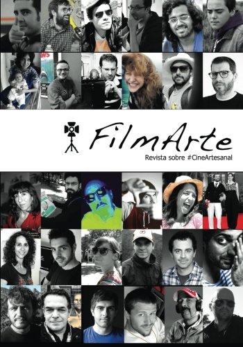 FilmArte 2: La revista sobre #CineArtesanal (Volume 2) (Spanish Edition) [Pedrortega CineAdrede] (Tapa Blanda)
