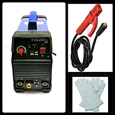 TOOLSCENTRE Tools Centre Portabl Tig Welding Machine Made In India With Welding Accessories Combo