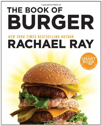 The Book of Burger is filled with over 300 recipes