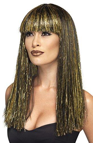 Egyptian Wigs (Smiffy's Women's Egyptian Goddess Wig, Multi, One Size)