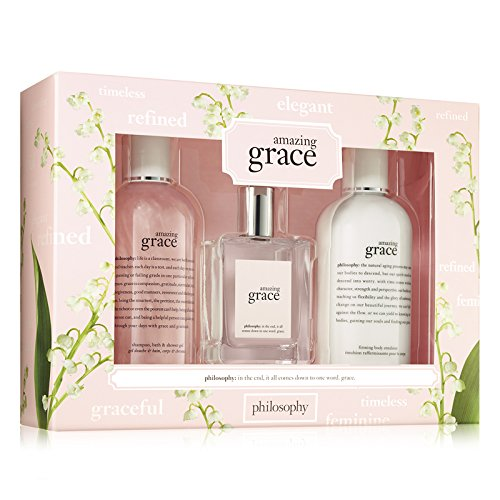 - amazing grace eau de toilette set