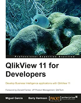 QlikView 11 for Developers by [García, Miguel, Barry Harmsen]