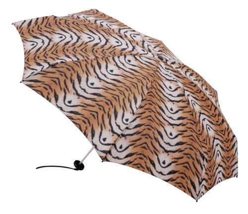 knirps-x1-limited-limited-color-folding-umbrella-animal-tiger-knxl811-256-japan-import