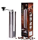 Manual Coffee Grinder- Hand Conical Coffee Bean Grinder With Ceramic Mechanism by MORICAI
