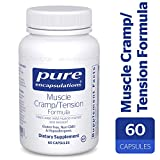 Pure Encapsulations – Muscle Cramp/Tension Formula – Hypoallergenic Supplement to Reduce Occasional Muscle Cramps/Tension and Promote Relaxation* – 60 Capsules Review