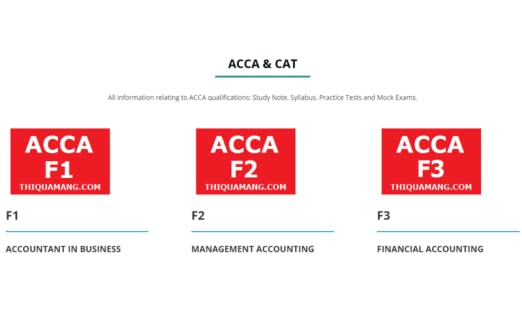 Amazon com: ACCA Practice and Mock Exams: Appstore for Android