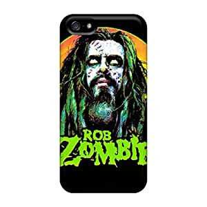 Excellent Design Rob Zombie Case Cover For Iphone 5/5s