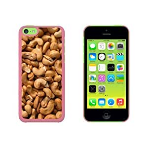 Cashews Nuts Snap On Hard Protective For SamSung Note 4 Phone Case Cover - Pink