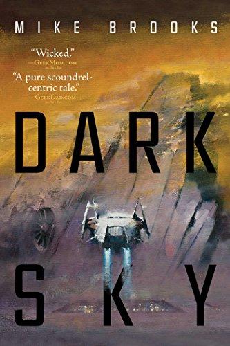 Dark Sky (Keiko Book 2) (Dark Run)