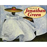2013 The Art of Jonathan Green Wall Calendar