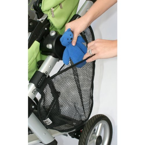 jl-childress-side-sling-stroller-cargo-net-black-2-pack