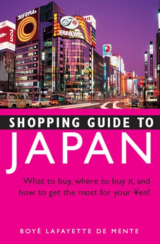 Shopping Guide to Japan: What to buy, where to buy it, and how to get the most for your - La Lafayette Shopping
