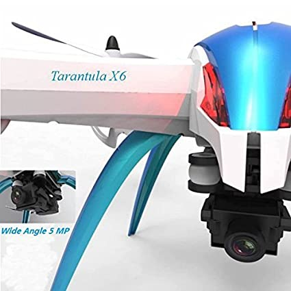 Blueskysea regalo libre + JJRC H16 Yizhan Tarantula X6 drone FPV ...