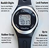 Cadex VibraPlus Sport – 8 Alarm Reminder Watch