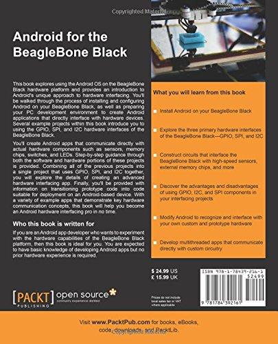 Android for the BeagleBone Black: Andrew Henderson, Aravind Prakash