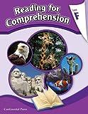 Reading Comprehension Workbook: Reading for Comprehension, Level F - 6th Grade