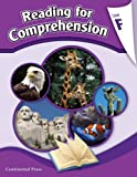 Reading Comprehension Workbook: Reading for Comprehension, Level F - 6th Grade