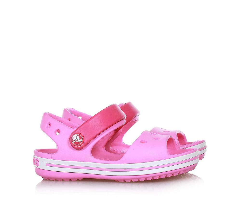 Crocs Crocband  Fun Lab   Light-Up Clog, Pink, C6 M US Toddler by Crocs (Image #8)